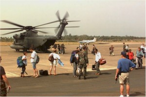 Evacuation Image